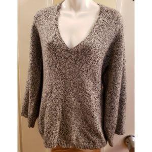 Theory 100% cashmere SzL sweater. So soft.